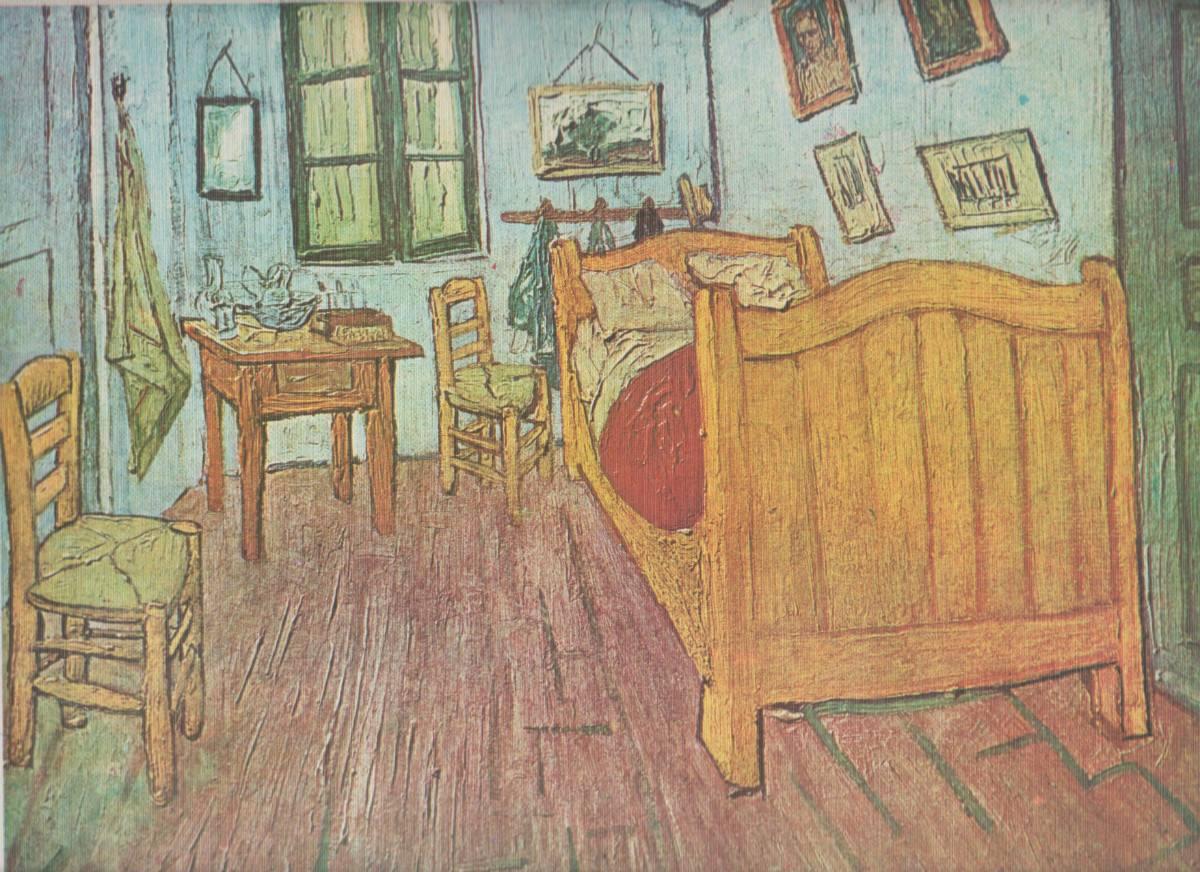 Arte & Decoración : Van Gogh, V. - Lámina El Cuarto Amarillo