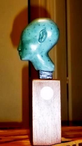 arte egipcio - meke-aton - hija de nefertiti y akenaton