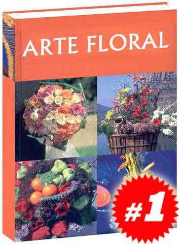 arte floral 1 vol. nuevo y original.