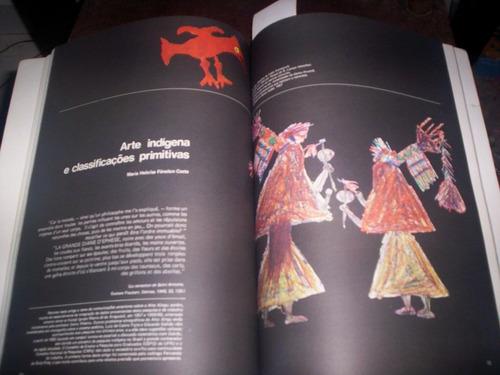 arte indigena e classificações primitivas volpi