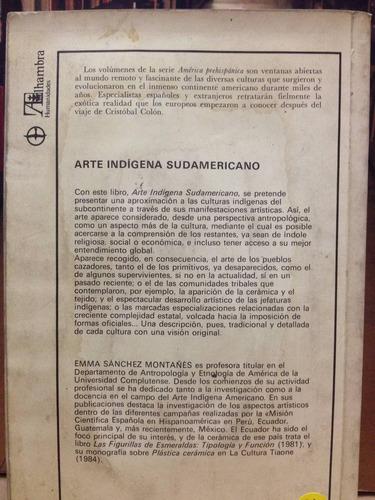 arte indígena sudamericano - emma sánchez montañés.