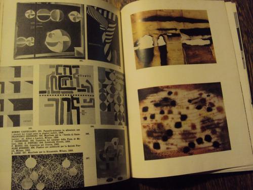 arte italiana d oggi. 1960 arquitectura pintura escultura gr