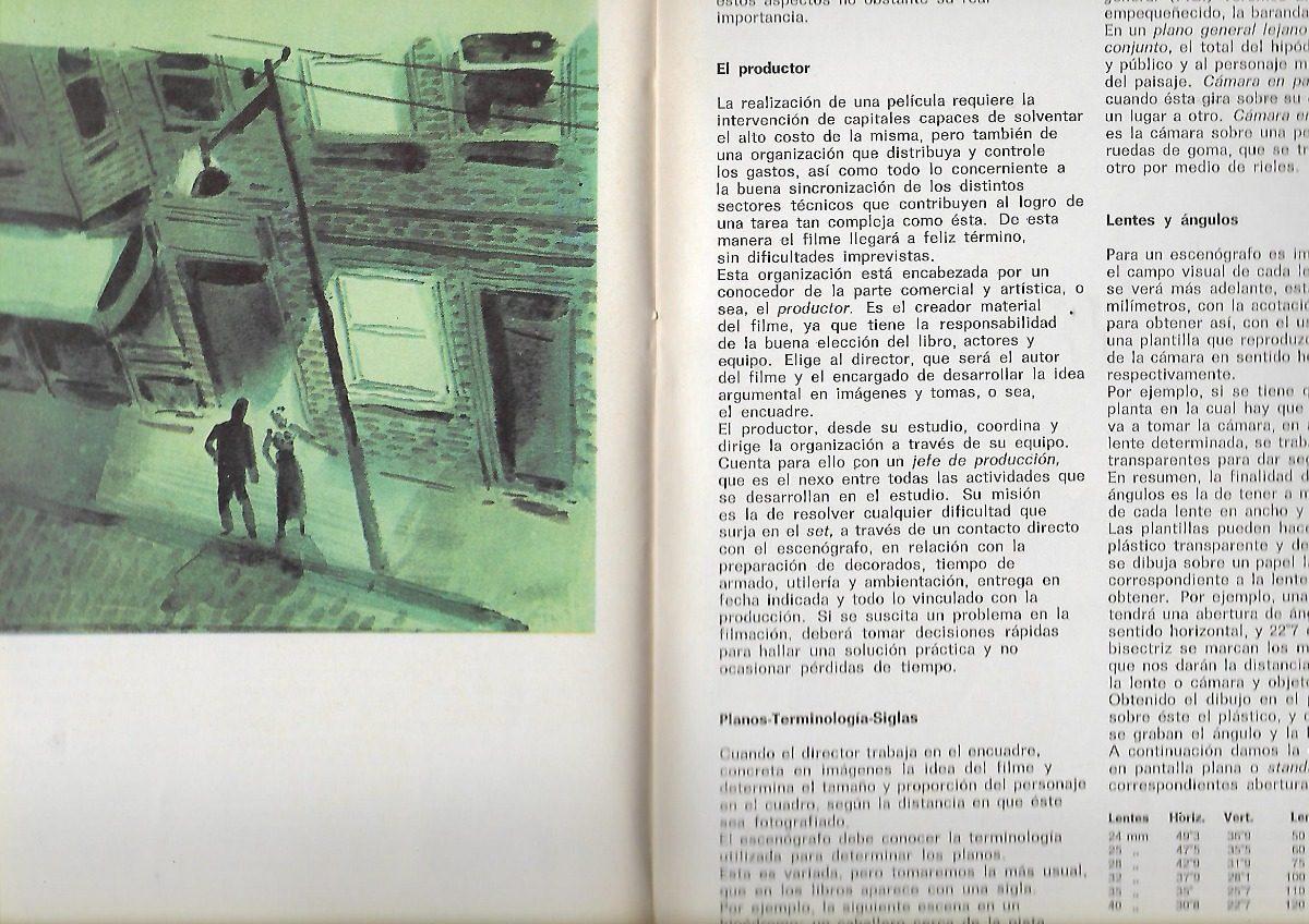 Arte - La Escenografia En El Cine - Germen Gelpi - $ 250,00 en ...