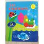 Libro Infantil Ilustrado Con Calcomanías. Aprenda Francés