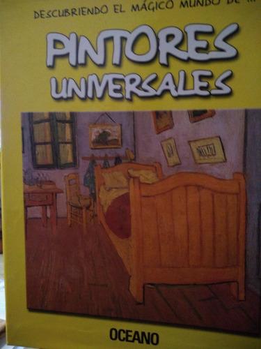 arte: mágico mundo de pintores universales - 6 ts. nuevo!!