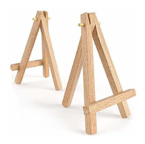 arte mini caballete de madera 20 en el paquete de 40 ideal p