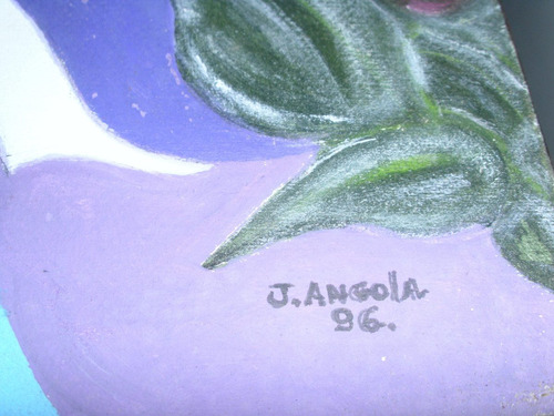 arte moderna africana - angola