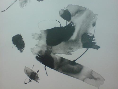 arte moderno. firmado felix c. rocío 1999. enmarcado