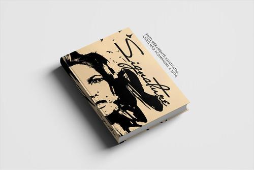 arte personalizada signature line