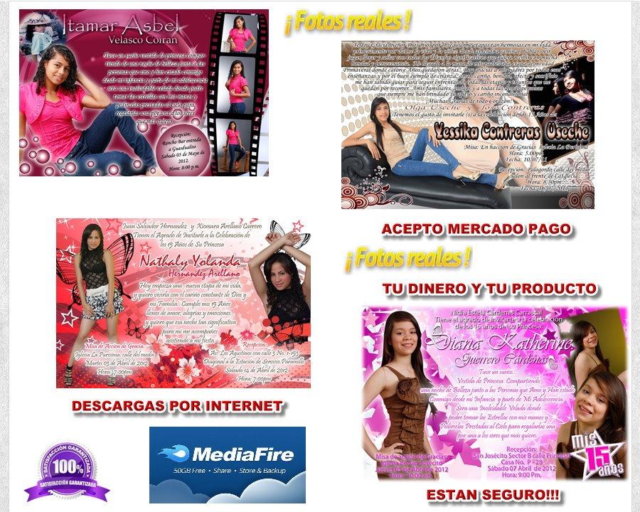 Arte Psd Photoshop Revista. Quince Años-recursos Plantillas ...