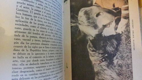 arte y vida, antologia escolar, 1942
