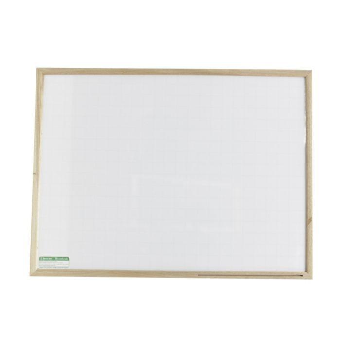 Artecma tablero borrable marco madera sello ambiental 6 - Tablero madera ...