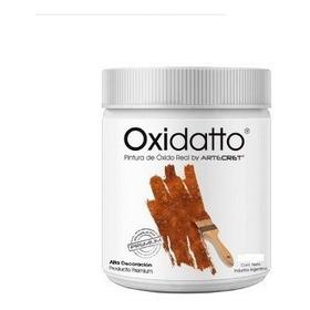 Artecret ® Pintura Oxidatto Efecto Oxido - Pote X 1 Kilo