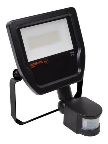 artef proy leds 20w blf c-sensor ledvance floodlight