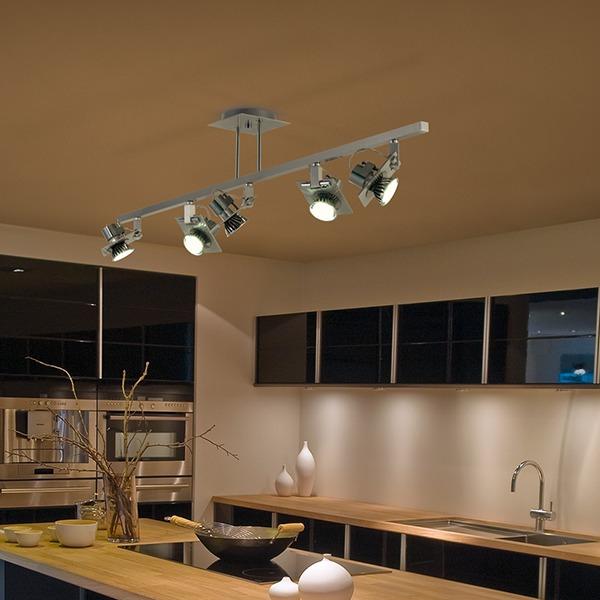 Lujo Artefactos De Iluminación De La Cocina Led Friso - Ideas para ...