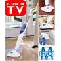H2o Mop Limpiador A Vapor Para Pisos Original Tv