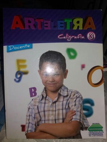 arteletras 3 edicion docente