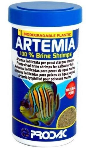 artemia salina liofilizada 250 ml