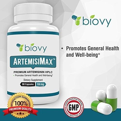 artemisimax 150 mg artemisinina  98% pure  sweet extracto