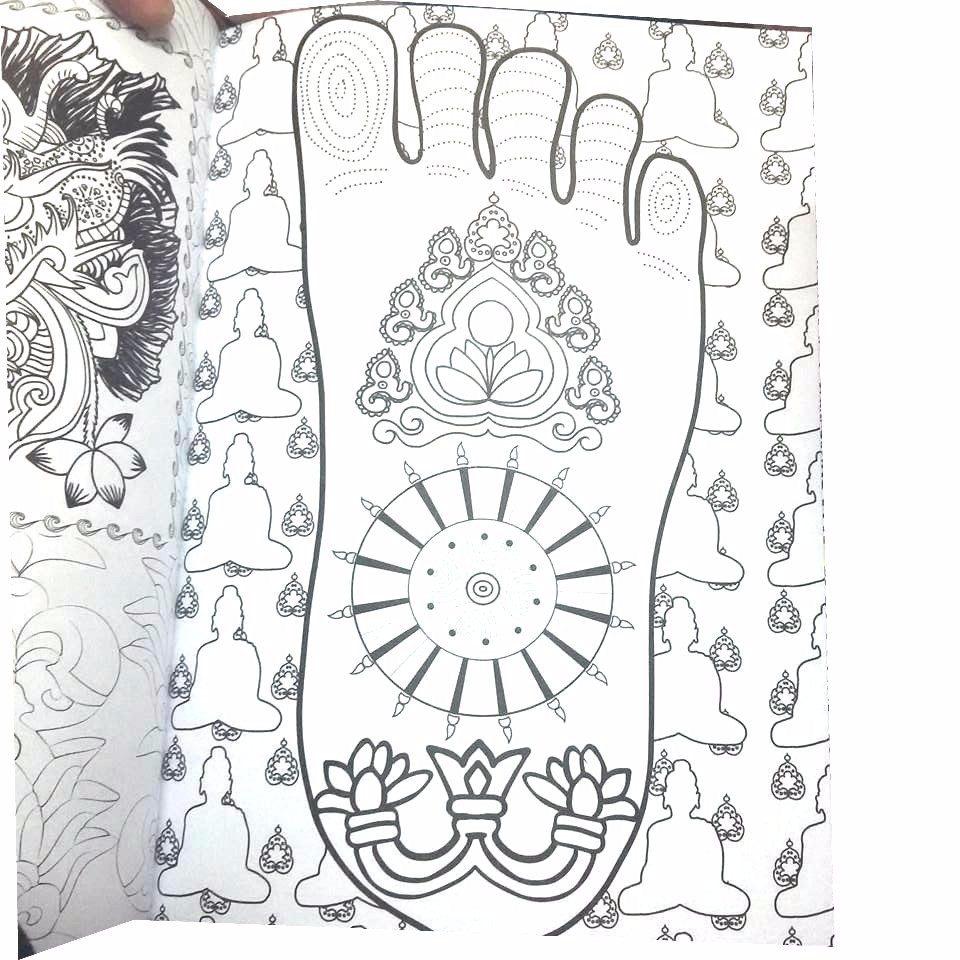 Arterapia Dibujos Para Colorear Y Mandalas Budismo Antiestre - $ 275 ...