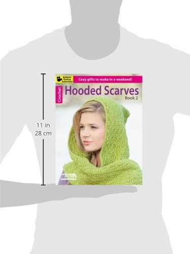 artes de ocio bufandas con capucha libro 2