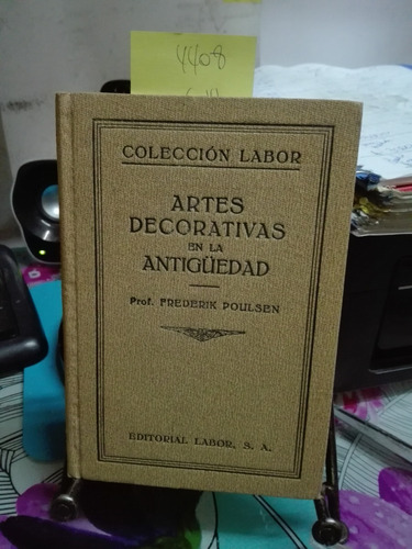 artes decorativas en la antigüedad // poulsen