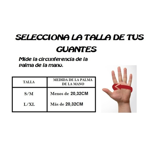 artes marciales guantes