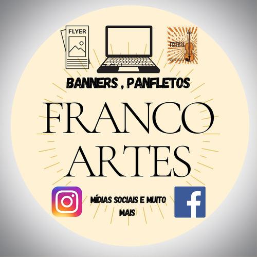 artes para mídias sociais,banners panfletos, menu board, etc