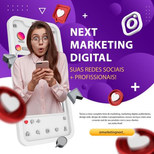 artes para redes sociais marketing designer