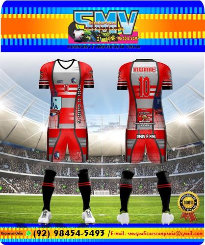 artes para uniformes esportivos