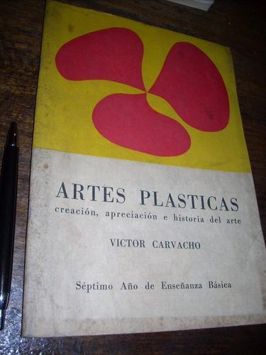 artes plásticas victor carvacho ed pedagógicas chilenas