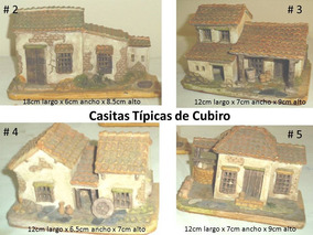 Artesania Casas Y Fachadas De Barro Cocido Y Madera