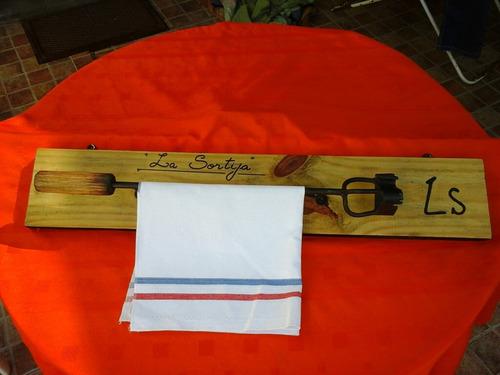 artesania de campo decoracon quincho