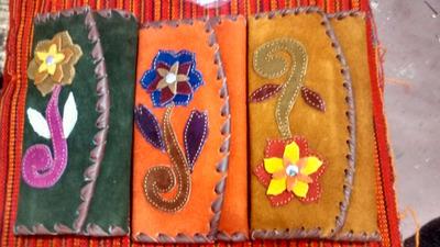 artesania en cuero