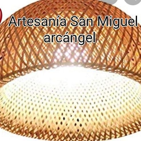 artesanía san miguel arcangel