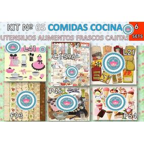 Kit Utensilios Cocina Arte Y Artesanias En Mercado Libre Argentina
