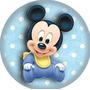 Tiradores Mickey Bebe Laminados