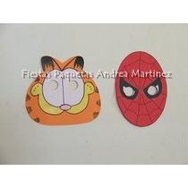 Fiestas, Caretas Souvenirs Winnie The Pooh Spiderman Pokemon
