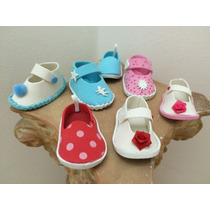 Souvenir Nacimiento Baby Shower Bautismo Zapato Zapatito