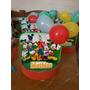 Centros De Mesa Infantiles Kitty, Ben 10 Minnie, Princesas