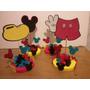 Centros De Mesa Infantiles Super Originales Cars Mickey
