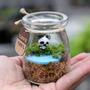 Botellas De Vidrio Extraños Creativos De Regalo A Casa Res