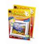 Kit De Decoupage - Fantazer 3d Living Imagen Costa Azul Niñ