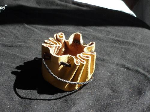 artesanías en cuero