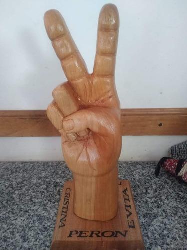 artesanías en madera