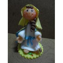 Virgen La Milagrosa - Masa Flexible- Recuerdo (unidad)