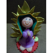 Virgen De Guadalupe - Masa Flexile- Recuerdo (unidad)