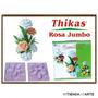 Troqueles Thikas De Rosas Jumbo Para Tela Y Foami