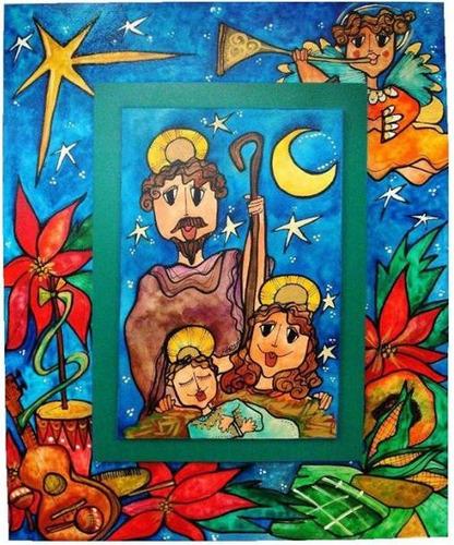 artesanias mdf navidad