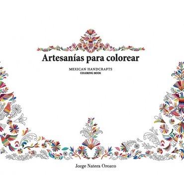 Artesanias Para Colorear Mexic Envío Gratis 25 Días